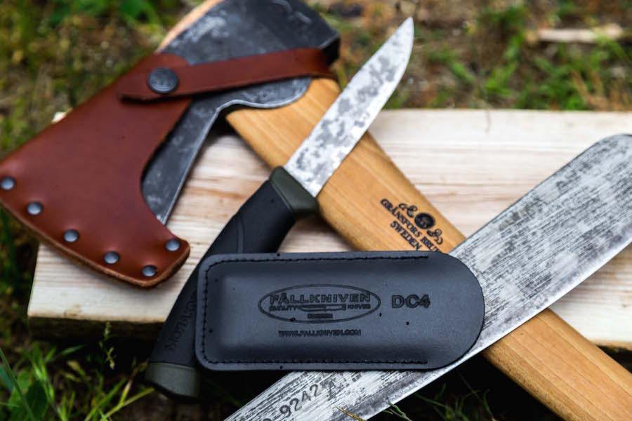 Fallknive DC4