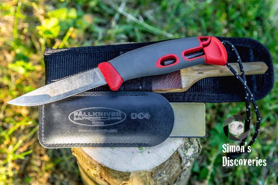 Fallkniven DC4 sharpener