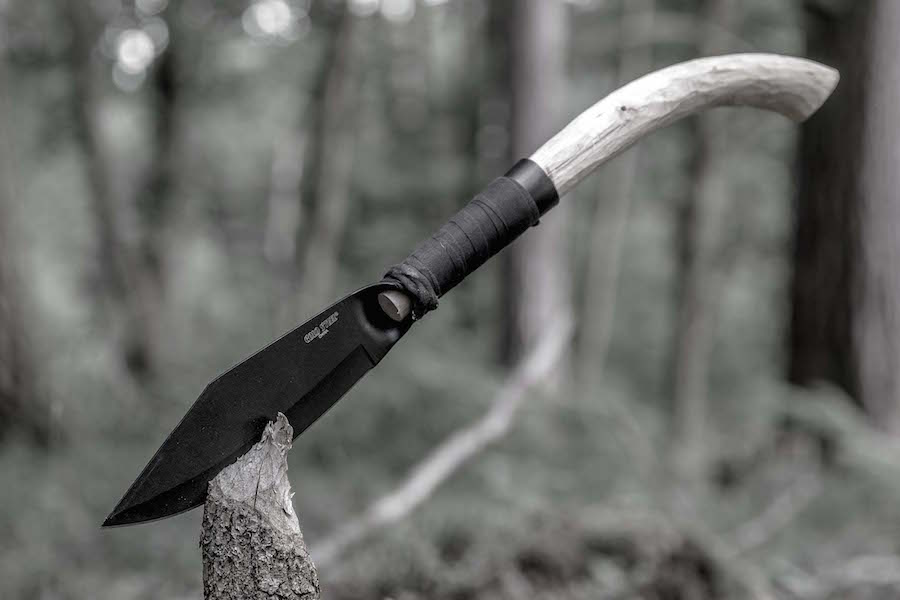 CS Bushman Machete