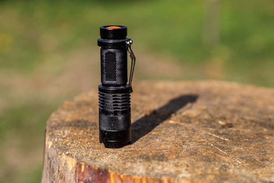Large small flashlight